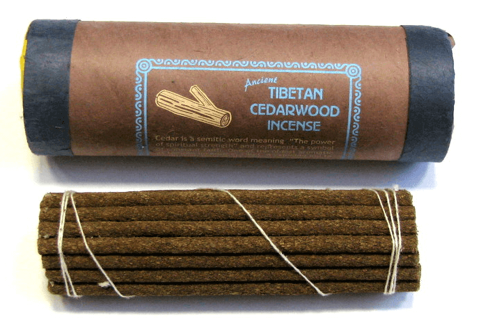 Cedar Wood Incense Made in Nepal | Incense Sticks Online